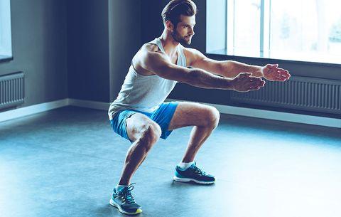 The Bodyweight Burner Workout Program: Level 3 | Men's Health