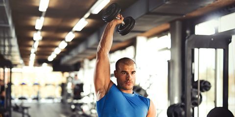 badass arms workout phase 1