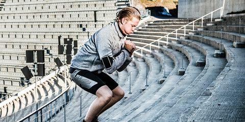 extreme endurance workout