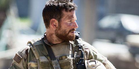 bradley cooper american sniper workout