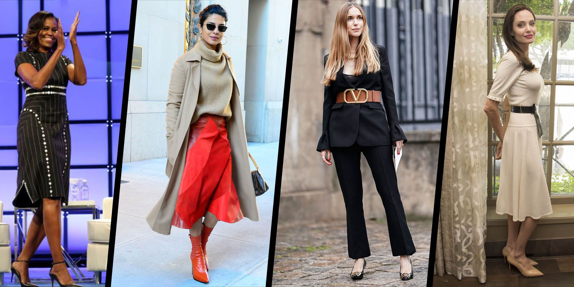 27 outfits to inspire your workwear wardrobe this January