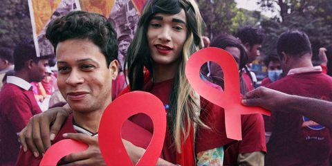 World AIDS Day in Bangladesh