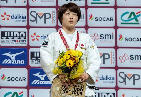 2019 Paris Judo Grand Slam (9-10 February) 志々目 愛