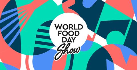 world food day show logo