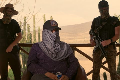 worlds most wanted episode ismael el mayo zambada garcia   the head of the sinaloa cartel of the series worlds most wanted cr netflix © 2020