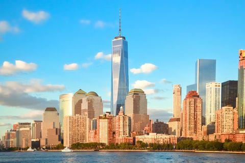 world trade centerFreedom Tower, New York