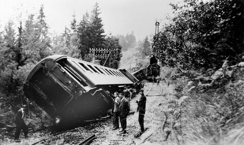 world war ii derailment caused by the french resi
