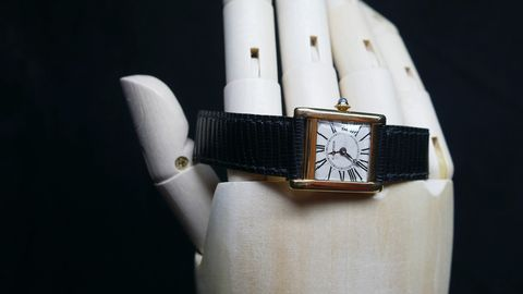Oldest Cartier Tank in the World SalonQP 2017