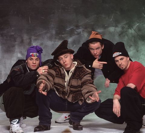 worst boyband outfits East 17