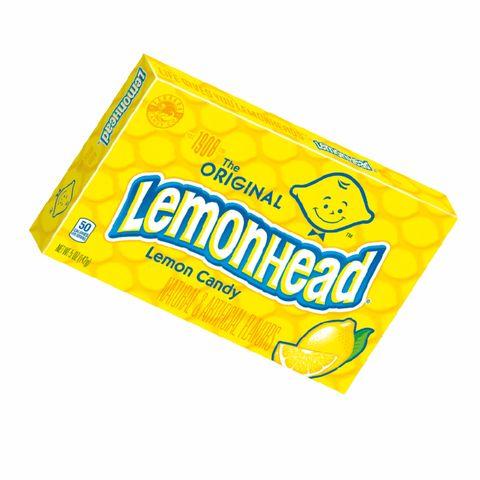 worst halloween candy lemon heads