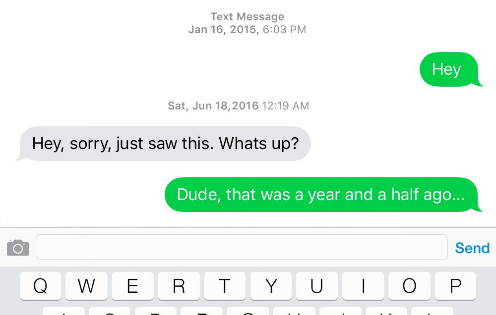 The 27 Worst Kinds Of Texters