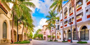 Worth Ave Palm Beach