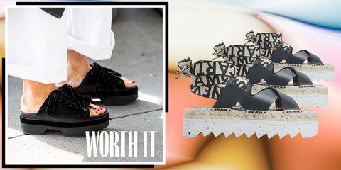 flatforms shoes