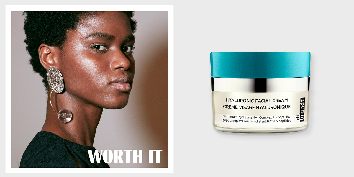 Why Dr. Brandt Hyaluronic Facial Cream Is Worth It