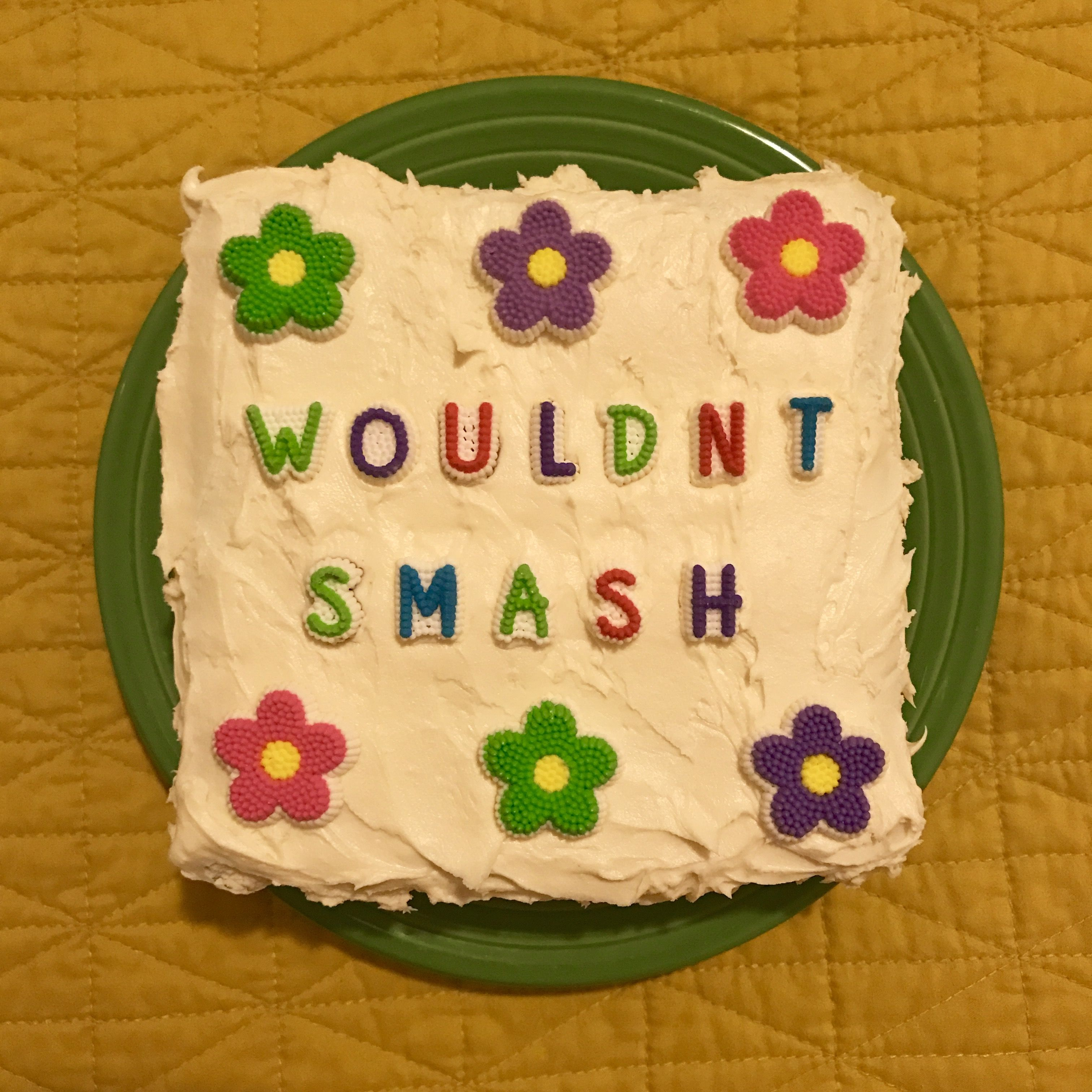 This Company Will Print Your Hater\'s Comments on a Cake and Mail It ...
