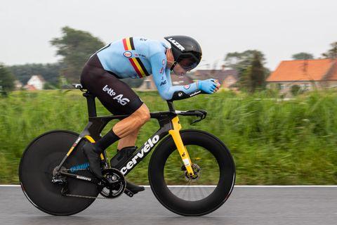94th UCI Road World Championships 2021 Elite Men Itt