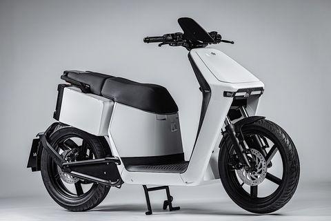 e scooter wow