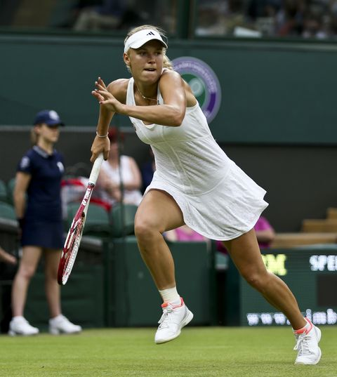 Pro Tennis Star Caroline Wozniacki to Run New York City Marathon