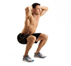 NEW STUDY: A Safer Way to Squat