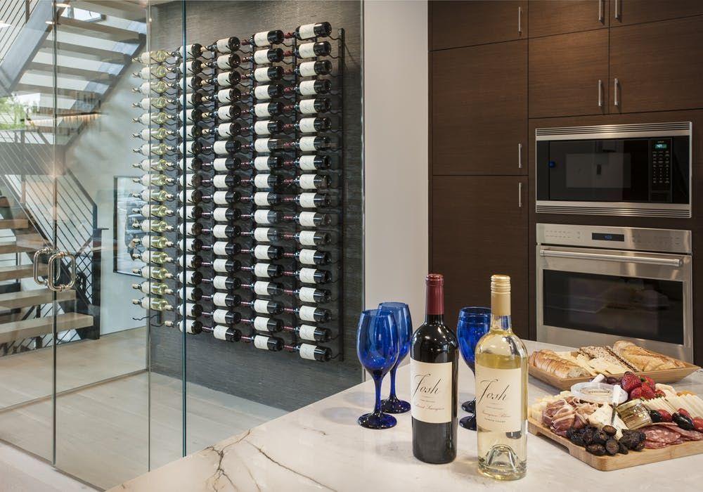 stunning wine rooms and displays wine cellar design ideas rh elledecor com home wine cellar underground design