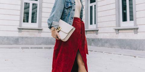 76ffddd4da8 Ésta es la falda que más te favorece según tu cuerpo