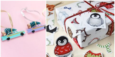 5 Creative Christmas Wrapping Ideas You Need To Try According To Etsy