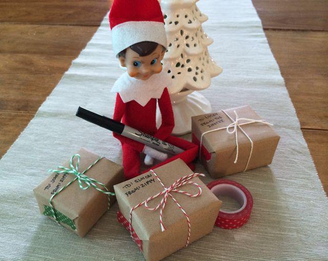 Elf on shelf best part christmas