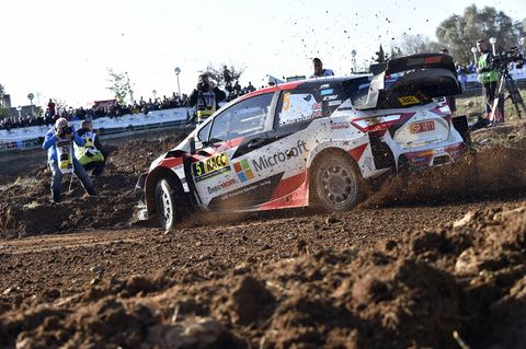 WRC - Rally Catalunya 2019