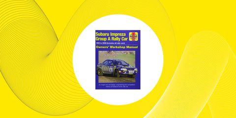 wrc and rally books