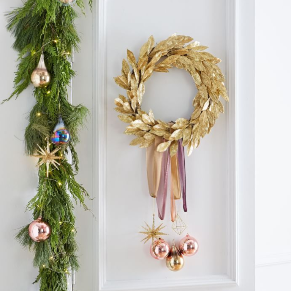 Rustic Christmas Wreath Diy.45 Diy Christmas Wreaths How To Make A Holiday Wreath