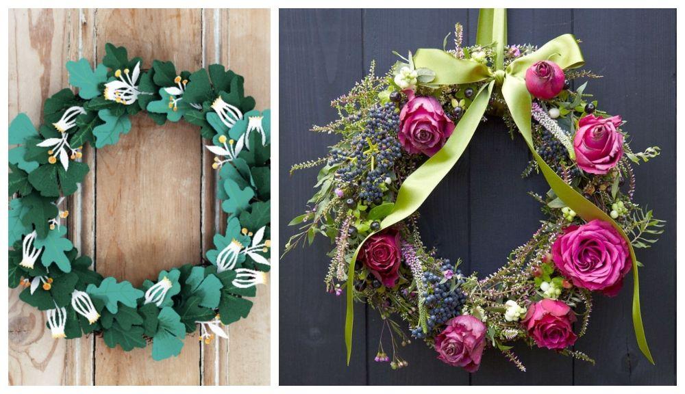Christmas Wreaths How To Make A