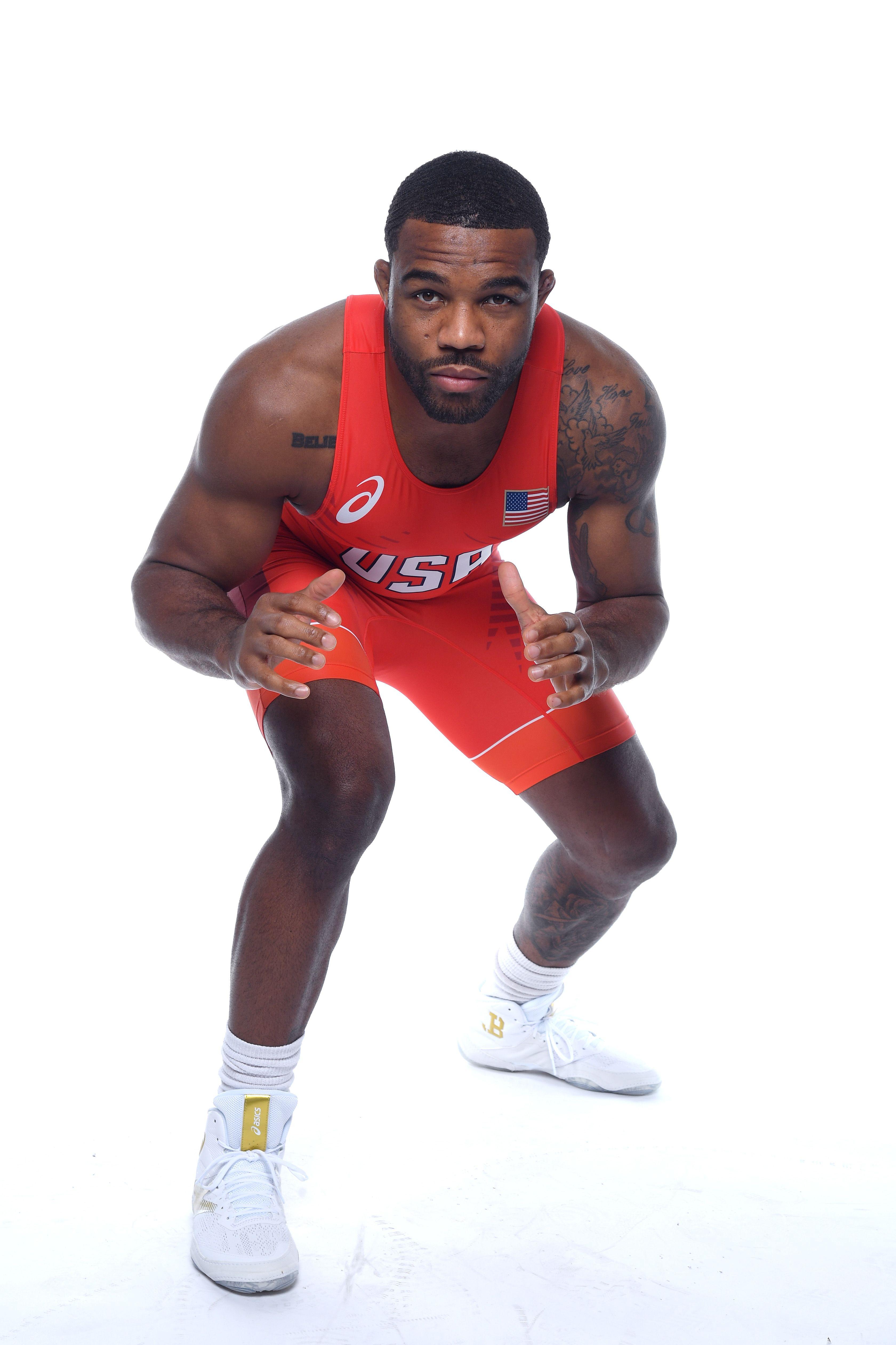 Olympic Gold Medal Wrestler Jordan Burroughs Shares His Workout