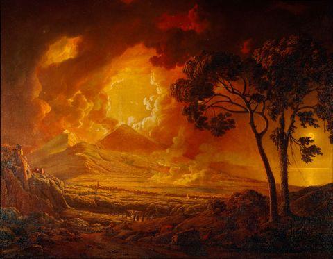 Mount Vesuvius Caused Romans' Heads to Explode