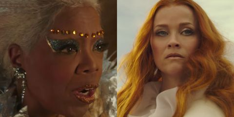 A Wrinkle in Time Reese Witherspoon Oprah Winfrey
