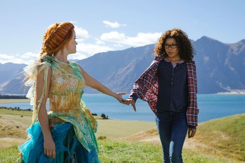 'A Wrinkle in Time' Differs From the Book