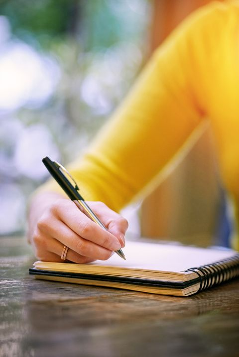 Write because your thoughts need a place to go