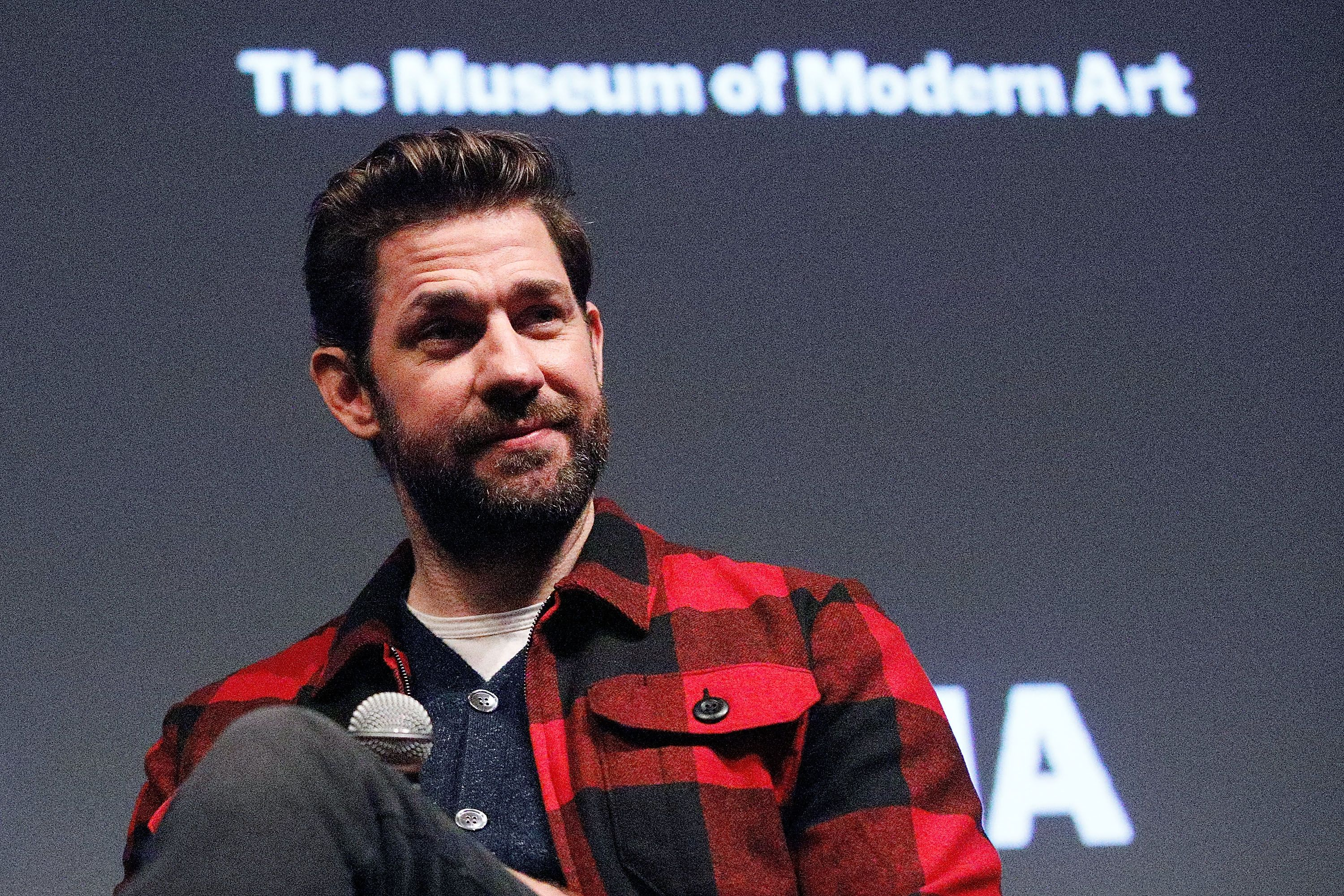 John Krasinski Is Taking on the Murph Challenge and Maybe You Should Too