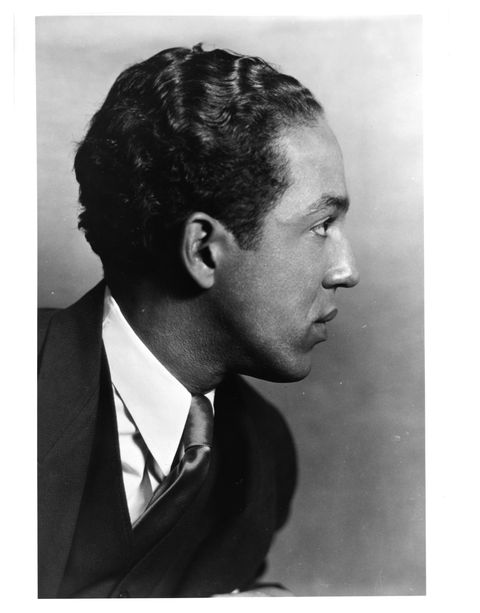 writer langston hughes