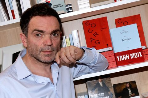 French author Yann Moix says women over 50 are