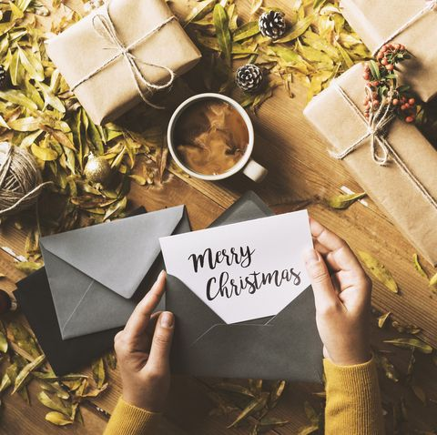 What To Write In A Christmas Card Best Christmas Wishes Messages