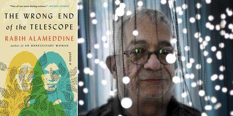 wrong end of the telescope, rabih alameddine