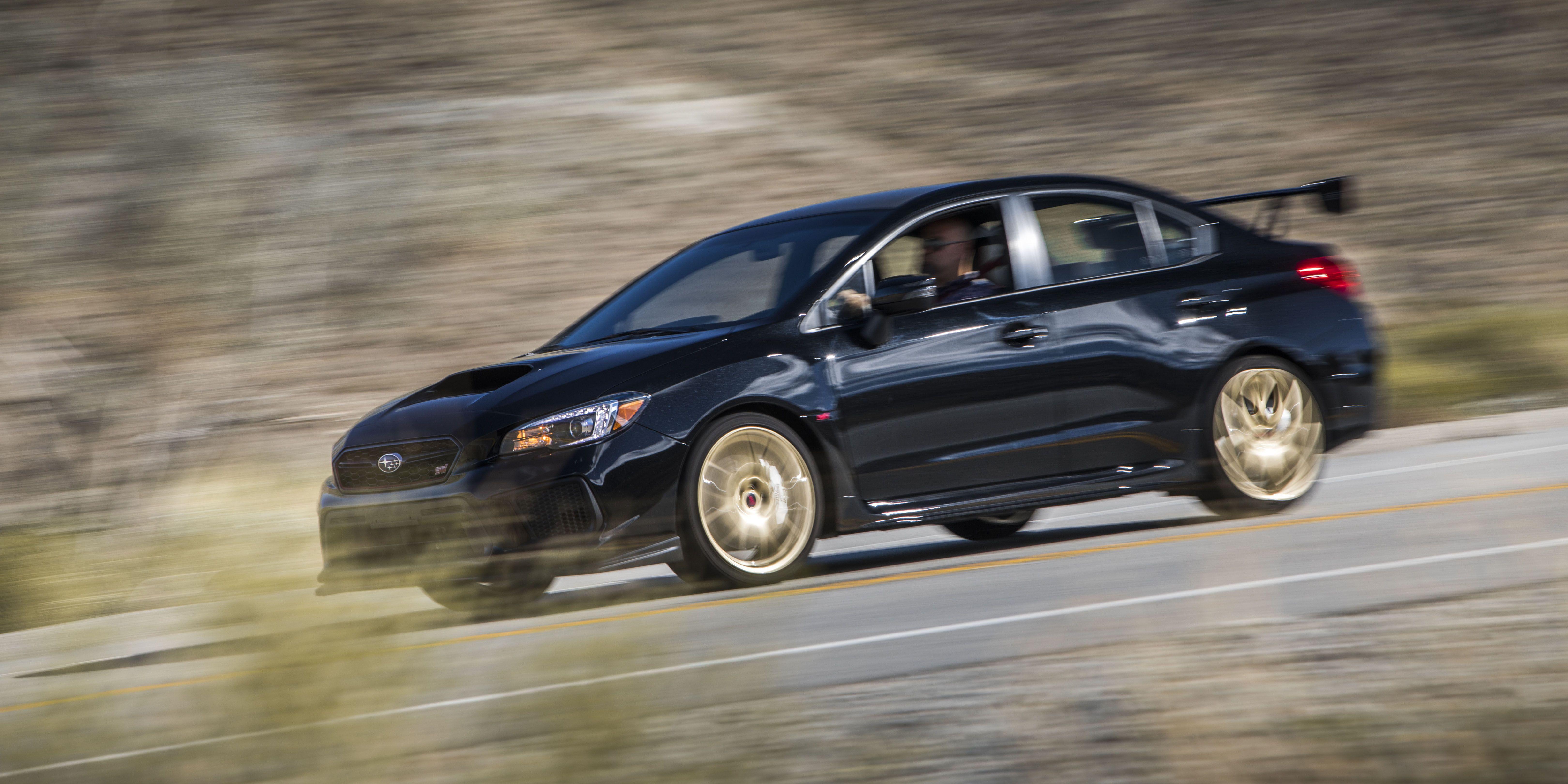 Subaru WRX STI Type RA First Drive