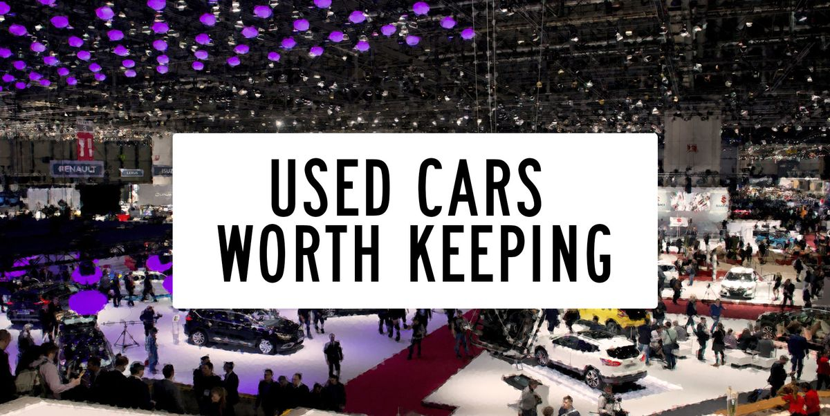 $50,000 Used Cars We'd Keep for Five Years: Window Shop with Car and Driver