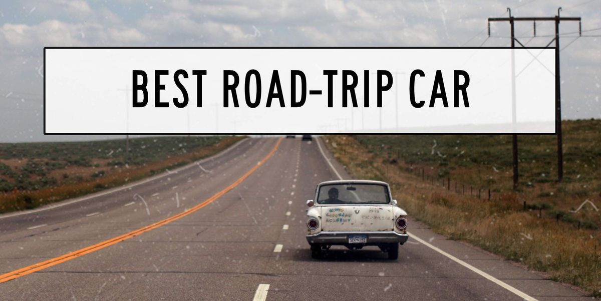 Best Road-Trip Cars: Window Shop with Car and Driver