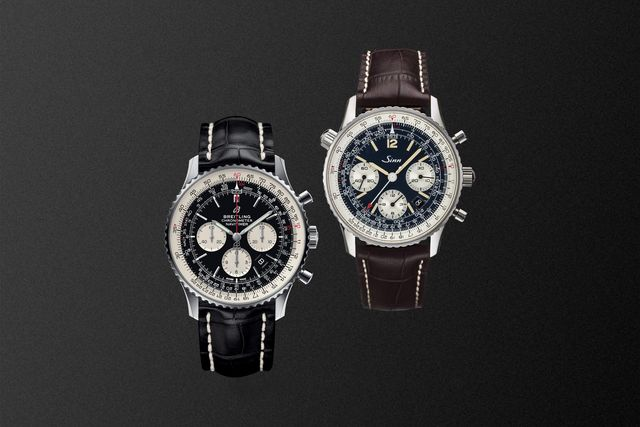 want this get this navitimer