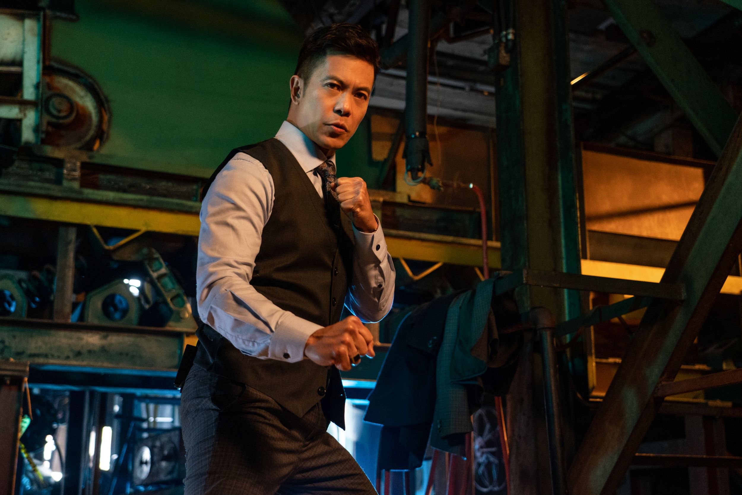 Wu Assassins' Byron Mann talks Uncle Six's fate and which emotional moment was unscripted