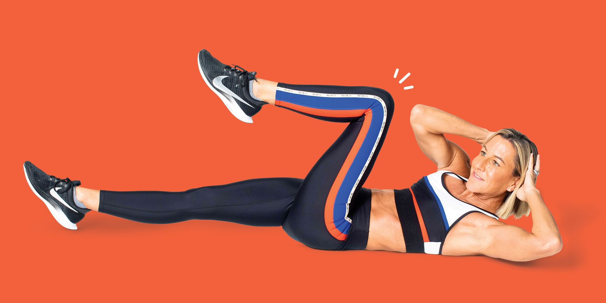 When You Have Only One Minute To Work Out, Make This Move Your Go-To