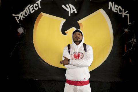 La portada del documental de MovistarWu-Tang Clan. Revolución Hip Hop
