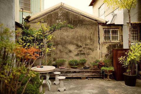 台南最美老屋「錫鼓tin drum」