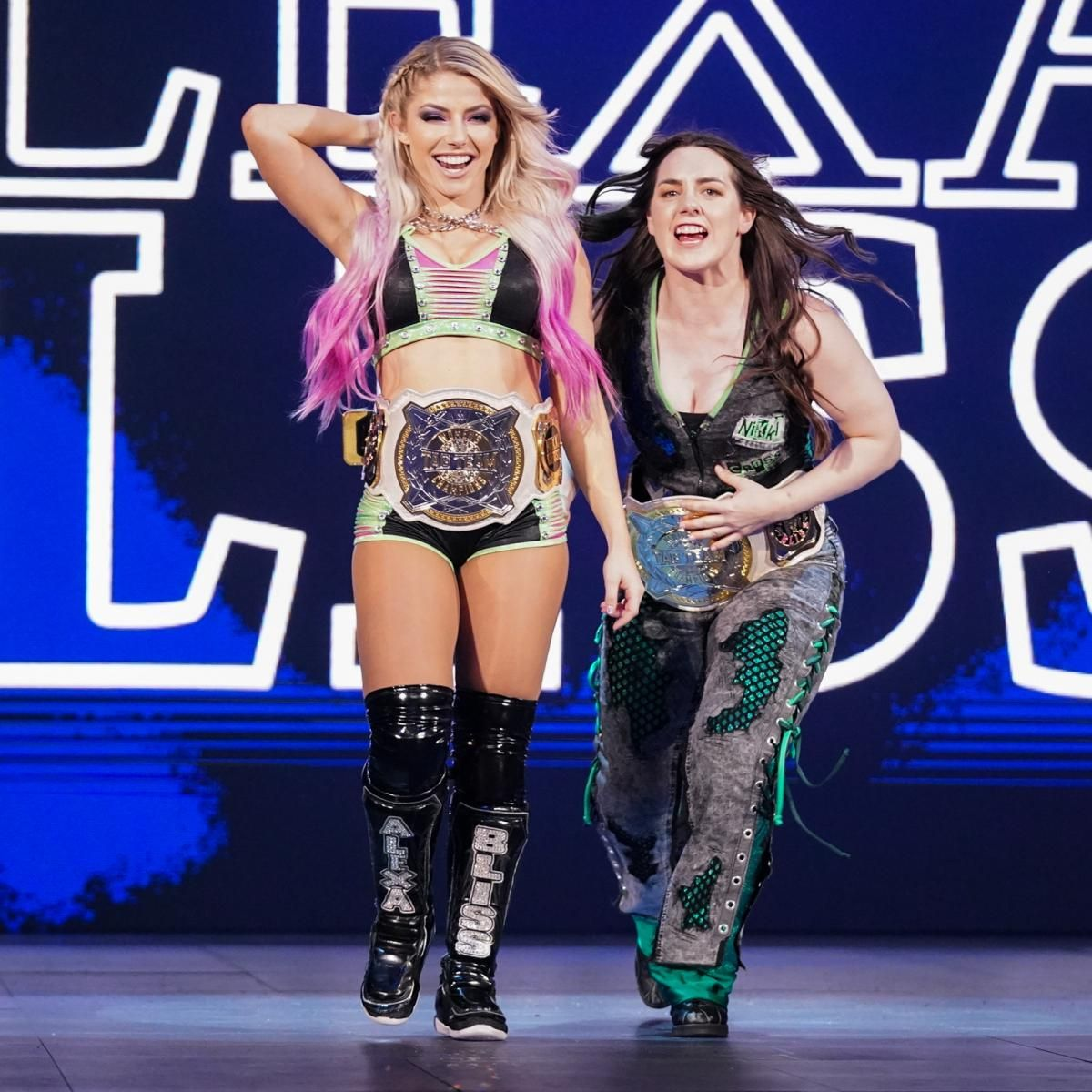 Alexa Bliss & Nikki Cross WWE Tandem Won't Be Over, Says The Later 2